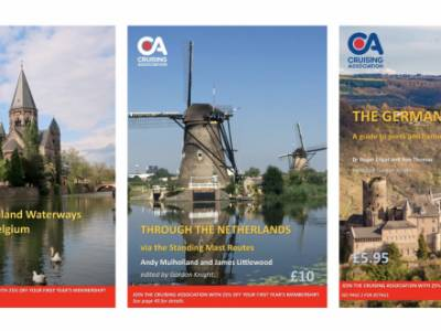 Updated editions of CA Cruising Guides for 2020