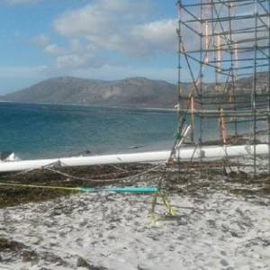 Clipper Race yacht salvage operation update