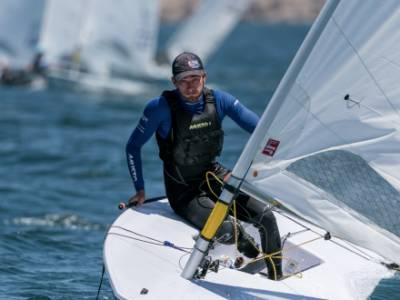 British one-two as Chiavarini crowned Laser European champion