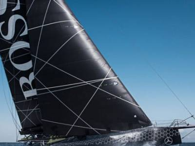 Alex Thomson back in race mode for Middle Sea Race