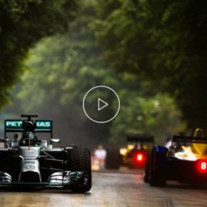 New Marine Section at Goodwood Festival of Speed