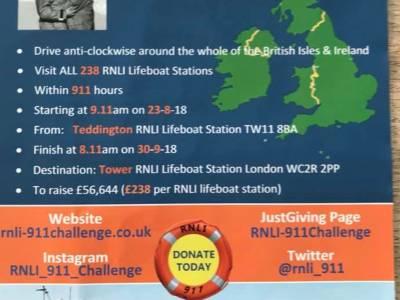 RNLI Driving Challenge