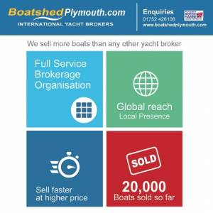 List Your Boat For Sale with Boatshed Plymouth