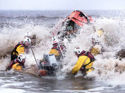 RNLI launches first World Drowning Prevention Day
