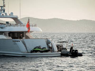 New TowPro aims to prevent superyacht tender loss