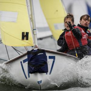 Titles won in testing conditions at the Eric Twiname Team Racing Championships