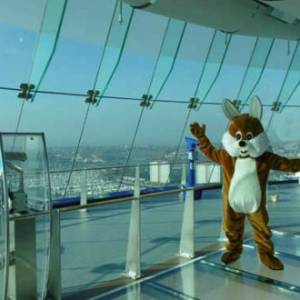 Easter at Emirates Spinnaker Tower
