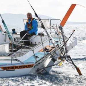 GGR Peche heads for Cape Town