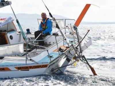 GGR Peche heads for Cape Town