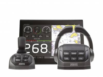 Volvo Penta expands electronic vessel control system