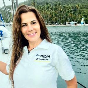 Samar Janoura - Boatshed St Lucia