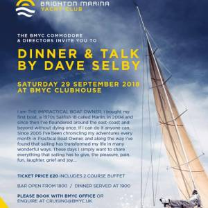 A Great Night Out with Boatshed Brighton and Dave Selby!
