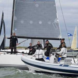 Free coaching at the RORC Easter Challenge