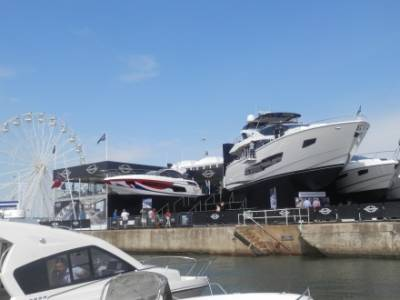 TheYachtMarket.com Southampton Boat Show 50th Anniversary
