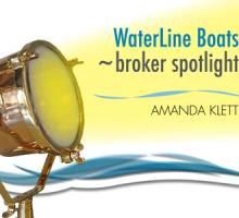 Waterline Boats Broker Spotlight | Amanda Klett
