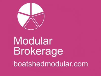 Earn 40% of our commission, join us with Boatshed Modular