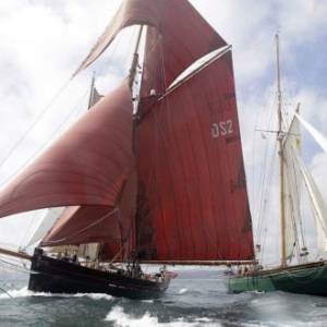 Small Ships Race with added Tall Ships