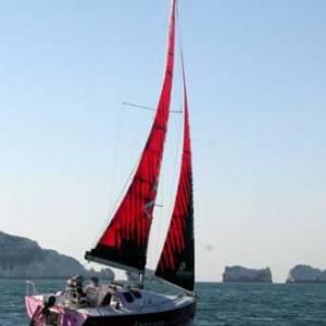 Natasha Lambert BEM confirms entry to Round the Island Race
