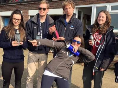 University Sailing Sustainability Challenge
