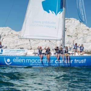 Ellen MacArthur Cancer Trust set sails for 15th year