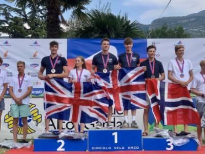 British one-two at 29er European Championships