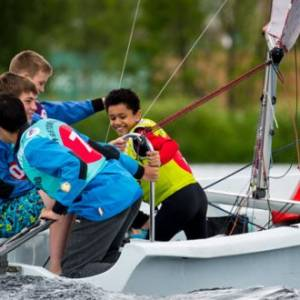 RYA welcomes recent government announcement recognising importance of character building activities