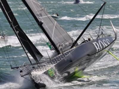Rolex Fastnet Race entry deluge