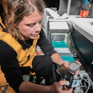 Majority of samples taken during Volvo Ocean Race contain microplastics