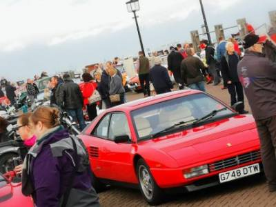 'Classics on the Quay' at MDL's Hythe Marina Village
