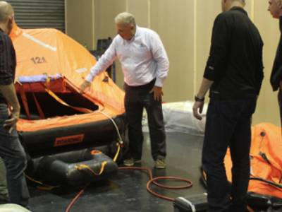 Ocean Safety to demonstrate safety equipment at February Servicing and Safety Open Workshop