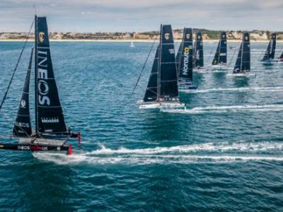 Combined fleet to compete on 2019 GC32 Racing Tour