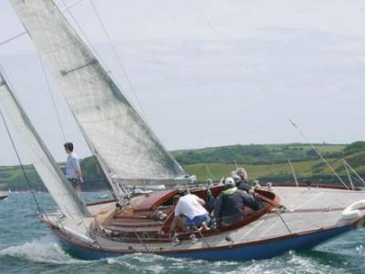 Sugar Shaken (Not Stirred) on Mylor's Sweetest Spirit
