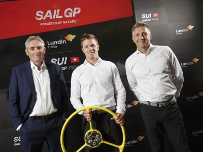 Switzerland joins SailGP