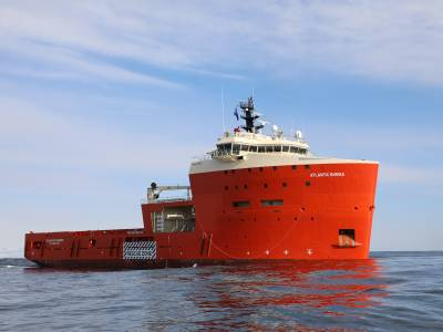 Watch: Supply vessel to use Vard Electro's hybrid battery technology