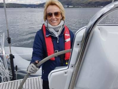 Meet Toni Dawson - New Team Member to Boatshed Scotland