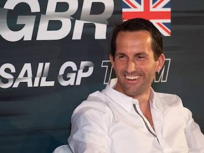 Ben Ainslie's INEOS TEAM UK joins Great Britain SailGP Team