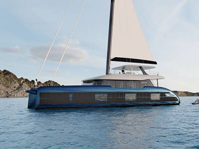 Sunreef adds 100ft Eco superyacht to line