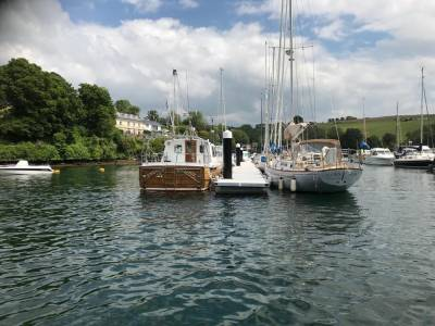 Collaboration brings economy boost to Fowey Harbour