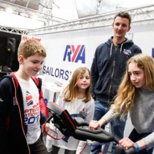 Find your tribe at the RYA Dinghy Show