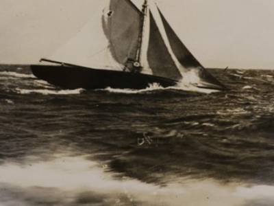 PILOT CUTTER SOS RESCUE PLAN BRINGS TO LIGHT 1930s HISTORY