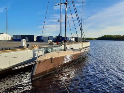 First Baltic 68 Café Racer launched