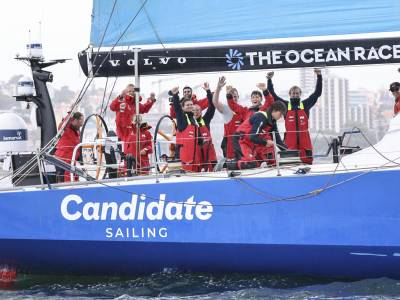 Nail-biting finish to opening leg of The Open Race Europe
