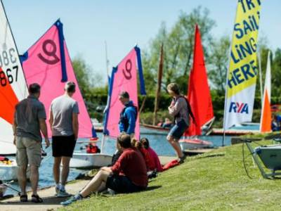 Last chance to try sailing in May