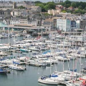 International sailing event soloFASTNET returns to Plymouth's Sutton Harbour