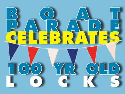 Ballard Locks celebrates 100 years -