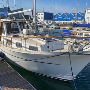 Recently Sold - Nauticat 33 Mk 2