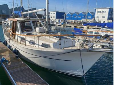 Recently Sold - Nauticat 33 Mk 2