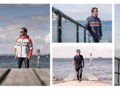 Ben Ainslie joins the Henri Lloyd Journey