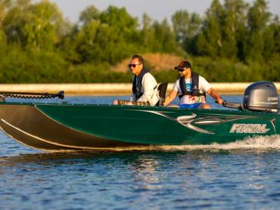 Yamaha Motor forms alliance with Finval Boats