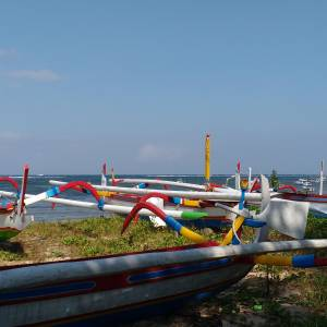 Traditional Boats of Bali, Indonesia_Part 1.